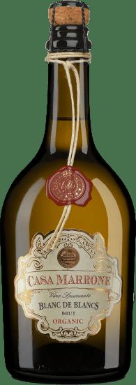 Casa Marrone Blanc de Blancs Spumante Brut - Bio