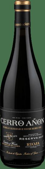 Reserva Rioja2017