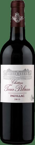 'Château Tour Pibran' Pauillac 2015