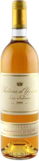Château d'Yquem Sauternes 1995