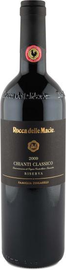 Chianti Classico Riserva 'Famiglia Zingarelli' 2009