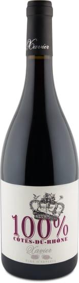 '100%' Côtes du Rhône 2012