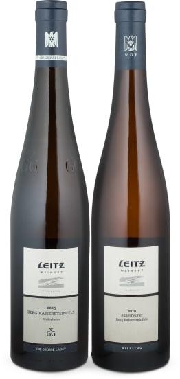 Riesling 'Kaisersteinfels-Duo' 2010 & Großes Gewächs 2015