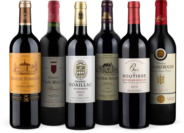 Offre 'Tour de Bordeaux'