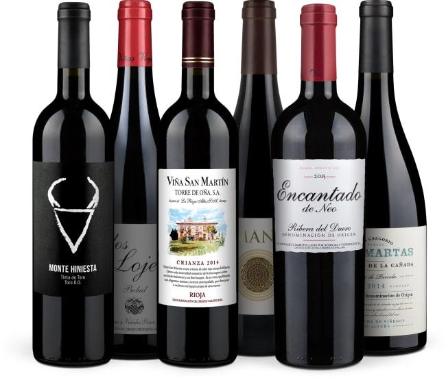 'Vinos Ibéricos' pakket