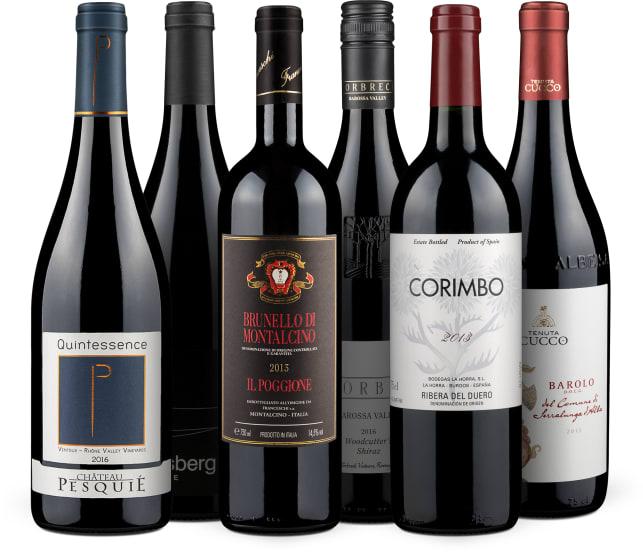 Wine in Black '95+Platina' pakket