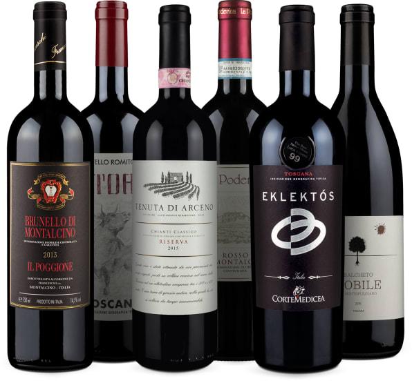 Wine in Black 'Best of Toscana'-Set