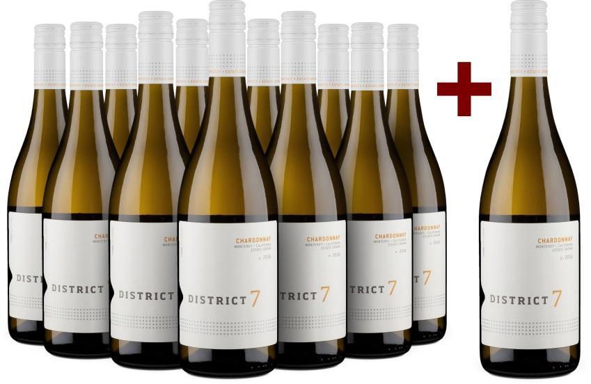 11+1-Set Chardonnay Monterey California 2016
