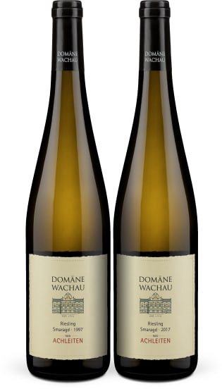 Riesling Smaragd 'Achleiten' DUO 2017 & 1997