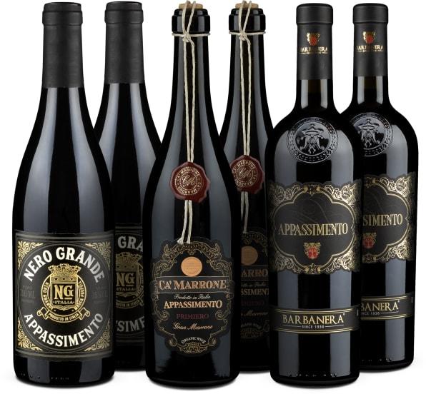 Wine in Black 'Appassimento'-Set