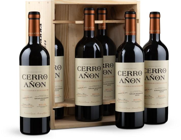 6er-OHK 'Cerro Añón' Gran Reserva Rioja 2010