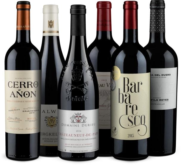 'Wijnklassiekers' pakket
