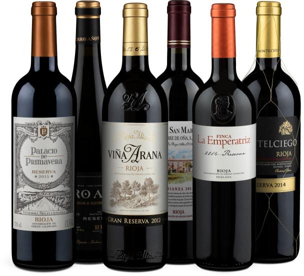 'Rioja te quiero' pakket