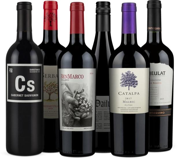 Wine in Black 'Panamericana'-Set