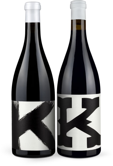 Syrah DUO 'The Hidden' & 'Cattle King' 2016