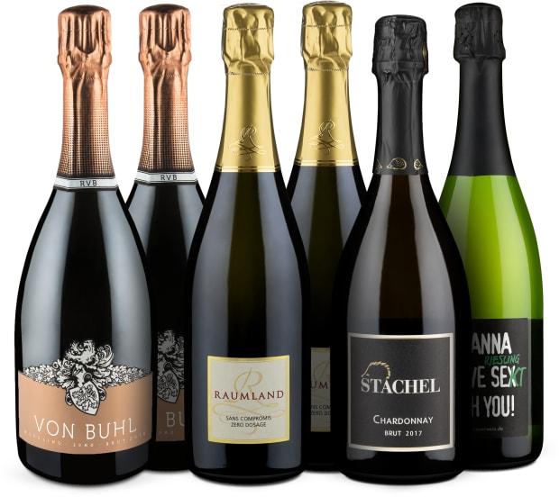 Wine in Black 'Deutsche Sekt-Elite'-Set