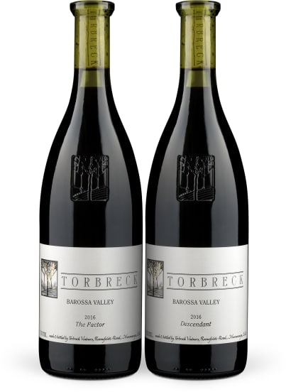 Shiraz-DUO 'The Factor' & 'Descendant' 2016