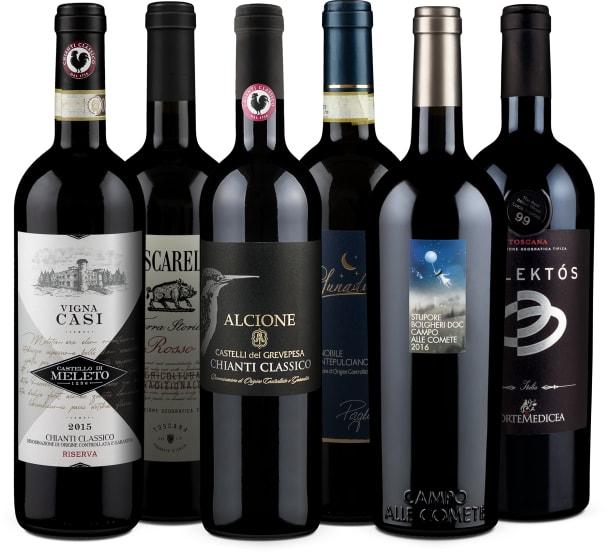'Best of Toscana' pakket