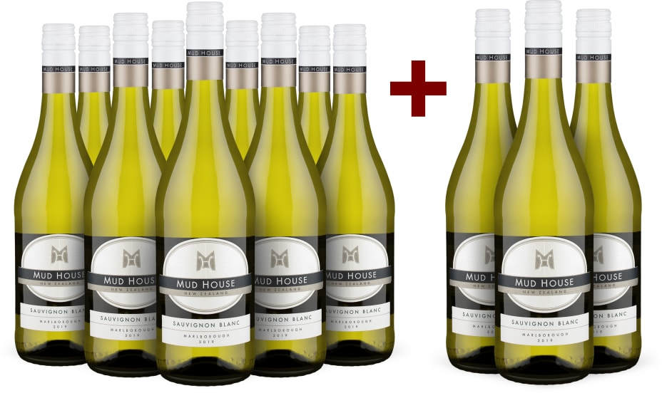9+3-Set Sauvignon Blanc Marlborough 2019