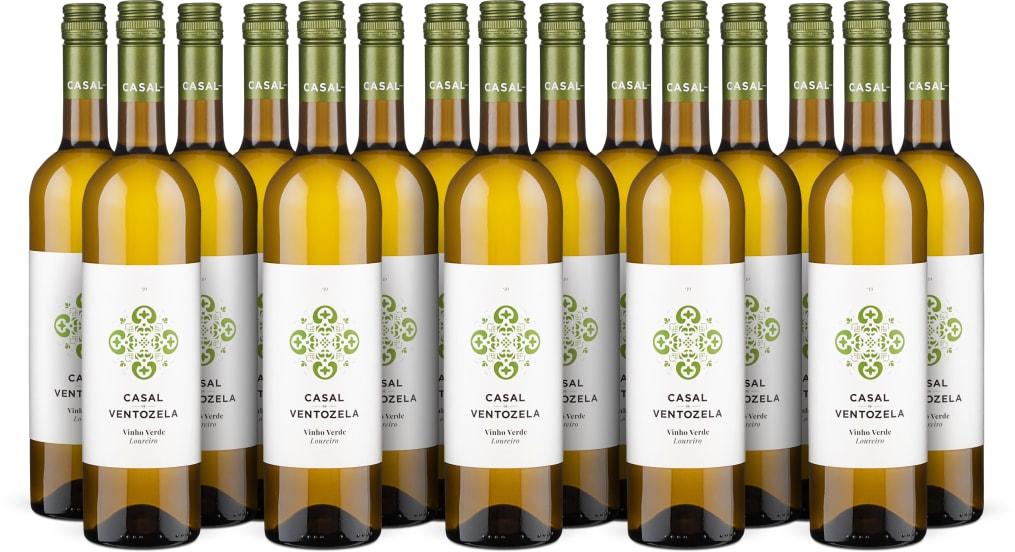 15er-Set Vinho Verde Loureiro 2019