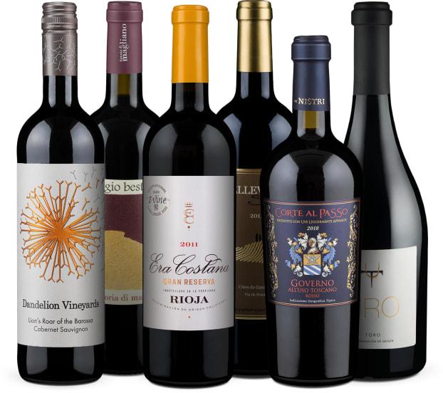 Wine in Black '50 % Super-Saving'-Set