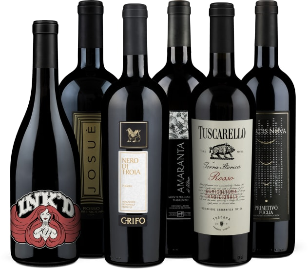 Wine in Black 'Best of Luca Maroni'-Set