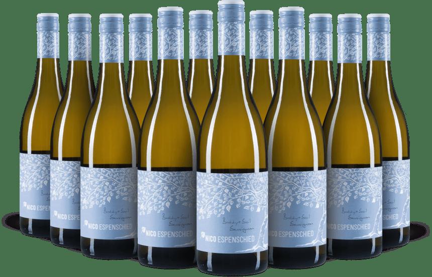 Offre 12 bouteilles Sauvignon Blanc 'Buddy & Soil'2020