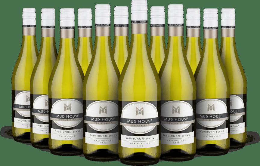 Offre 12 bouteilles Sauvignon Blanc Marlborough 2020