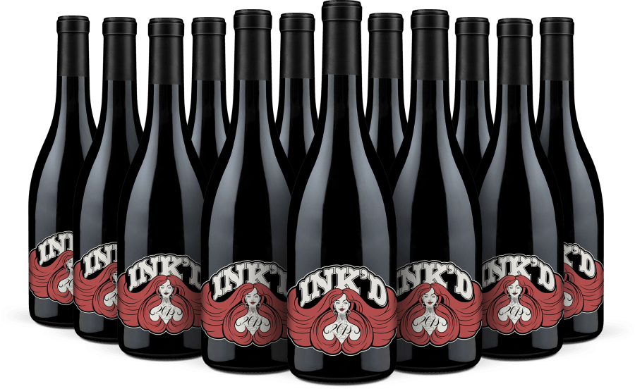 Offre 12 bouteilles 'Ink'd Red' Yecla2018