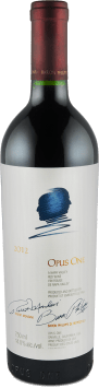 Rothschild & Mondavi 'Opus One' Napa Valley 2012