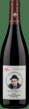 The Human Wine - Weingut Chat Sauvage Pinot Noir Assmannshausen 'Edition Helmut Zerlett' 2011
