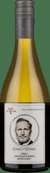 The Human Wine - Weingut F.E. Schott Gin 'Edition Benno Fürmann' 2015