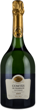 Champagne Taittinger 'Comtes de Champagne' Brut 2007