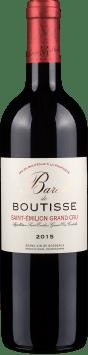 Château Boutisse 'Baron de Boutisse' Saint-Émilion Grand Cru 2015