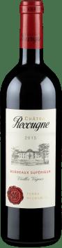 Château Recougne 'Vieilles Vignes' Bordeaux Supérieur 2015