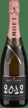 Champagne Moët & Chandon 'Grand Vintage' Rosé Extra-Brut 2012