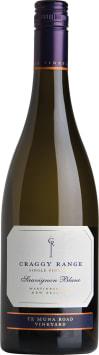 Craggy Range Sauvignon Blanc Te Muna Road Vineyards 2019