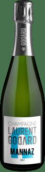 Champagne Laurent Godard 'Mannaz' Brut