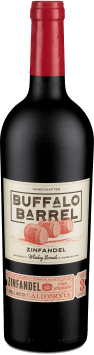 Buffalo Barrel 'Whiskey Barrel Aged' Zinfandel California 2018