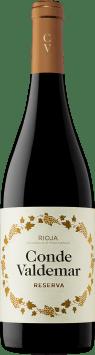 'Conde Valdemar' Rioja Reserva 2012