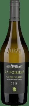 Domaine Berthet-Bondet Côtes du Jura 'La Poirière' Chardonnay 2018 - Bio