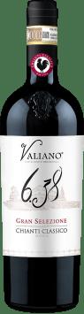 Fattoria di Valiano Chianti Classico Gran Selezione '6.38' 2015