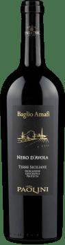 Cantine Paolini Nero d'Avola 'Baglio Amafi' Sicilia 2015