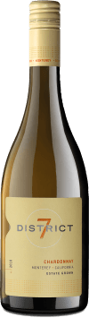 Scheid Family Wines District 7 Chardonnay 2018
