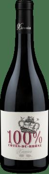 Xavier Vignon '100%' Côtes-du-Rhône 2017