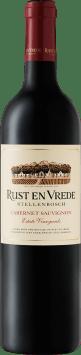 Rust en Vrede Cabernet Sauvignon 'Estate Vineyards' Stellenbosch 2018