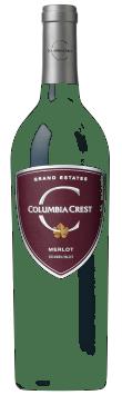 Columbia Crest Merlot Grand Estates 2017