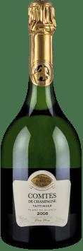 Champagne Taittinger 'Comtes de Champagne' Brut 2008