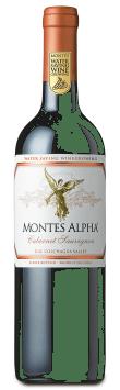Montes Cabernet Sauvignon 'Alpha' 2018
