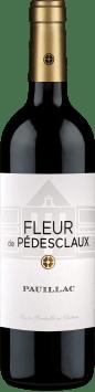 Château Pédesclaux 'Fleur de Pédesclaux' Pauillac 2018